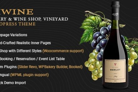 diwine winery wine shop vineyard wordpress theme by freevision 601a0ad54f9d3