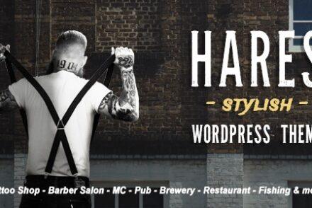 hares a stylish wordpress theme by wolf themes 601a08cf8dd0a