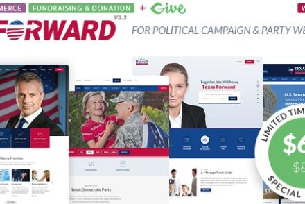 inforward political campaign and party wordpress theme by monkeysan 601a061c3db34
