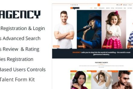 ssagency fashion modeling world wordpress theme by 6026be32ee3c1