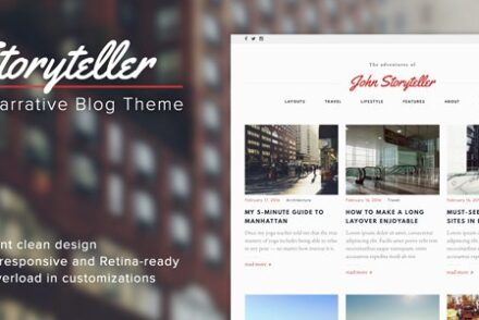 storyteller a narrative wordpress blog theme by mauerthemes 601de1647fc67