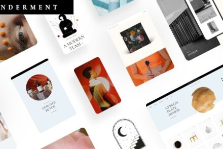 wonderment agency theme by select themes 6026bf1a0f203