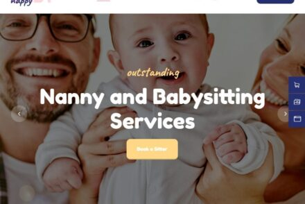 Parenting Blog WordPress Themes