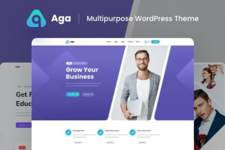 aga multipurpose business wordpress theme by astroon 604170e1b054a