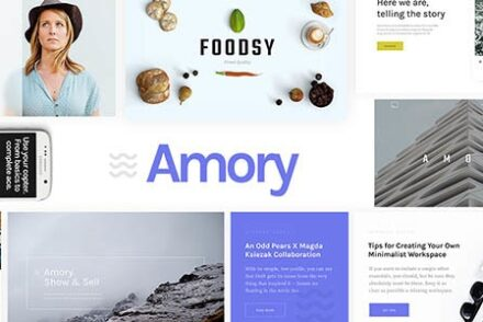 amory responsive multipurpose wordpress theme by strangehouse 6042b95209e93