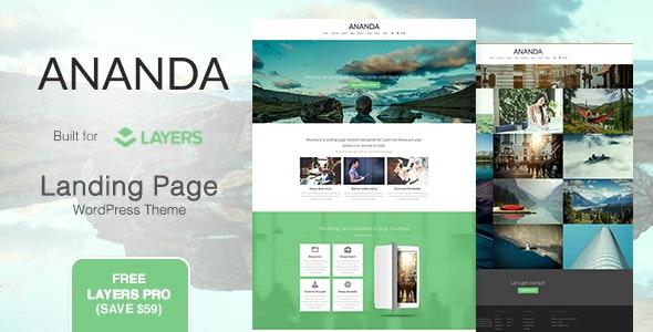 ananda landing page wordpress theme by palabari 6041bc6b64233