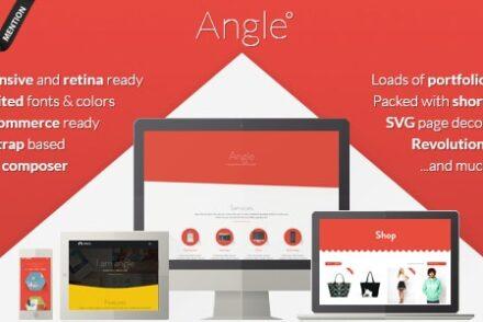 angle flat responsive bootstrap multipurpose theme by oxygenna 6041e06fa8dae