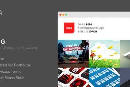berg wordpress portfolio theme by umbrellastudios 6041debef0a90