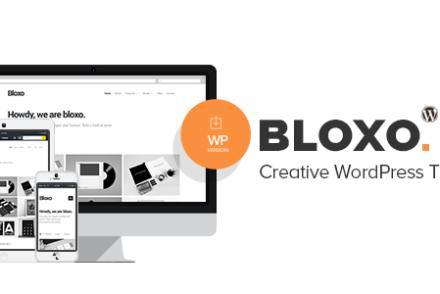 bloxo minimal freelancer agency wordpress theme by jollythemes 6041d8ece4220