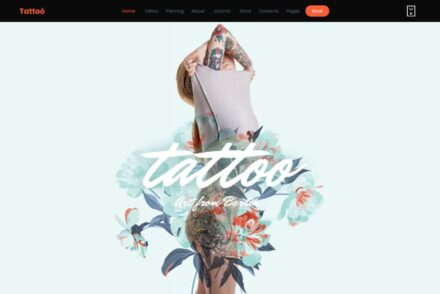 body modification WordPress themes