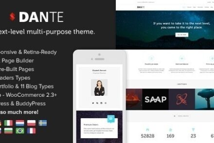 dante responsive multi purpose wordpress theme by swiftideas 6041e0f082fb6