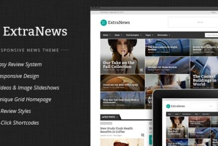 extranews responsive news and magazine theme by themewich 6042843d02d79