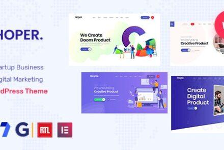 hoper digital marketing startup theme by quomodotheme 6042b2890ca14
