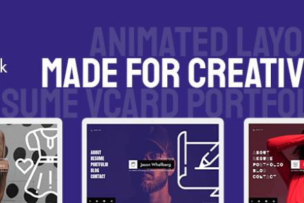 ikonik resume vcard wordpress theme by pixelwars 60417ad2df76d