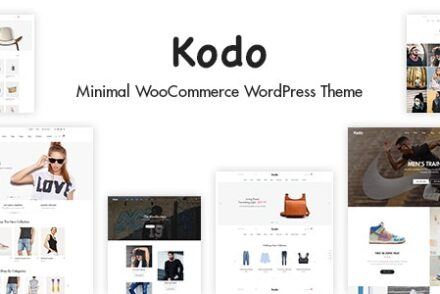 kodo minimal responsive woocommerce theme by cleversoft 6041b2e50f944