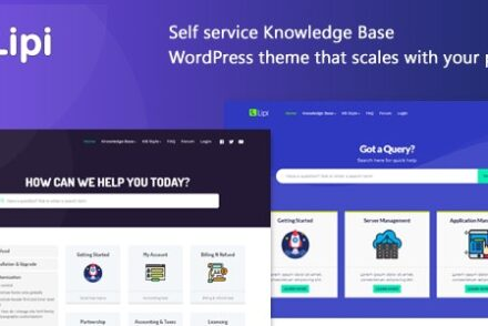 lipi self service knowledge base and creative wordpress theme by pixelacehq 6041830fa5fbd
