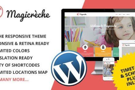 magicreche responsive creche wordpress theme by coffeecream 6041ded9782aa