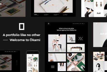 okami portfolio theme by edge themes 60419de4a777e