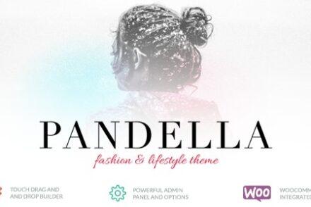 pandella fashion lifestyle blog theme by upcode 60428fc0ad32b