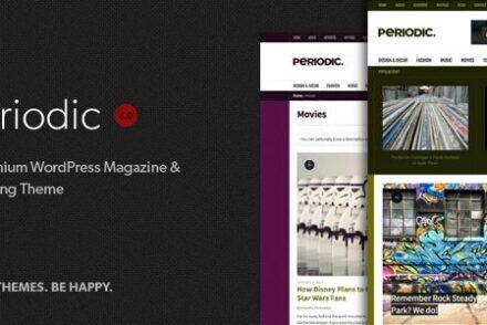 periodic a premium wordpress magazine theme by designcrumbstoo 6042861a9f609