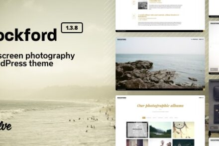 rockford fullscreen photography wordpress theme by evolve themes 6041e0b031017