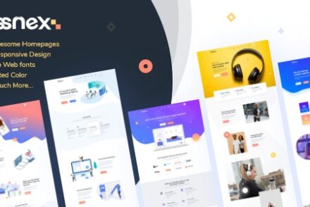 sassnex multi concept wordpress theme for app saas startup by shtheme 6042b01aeaed4