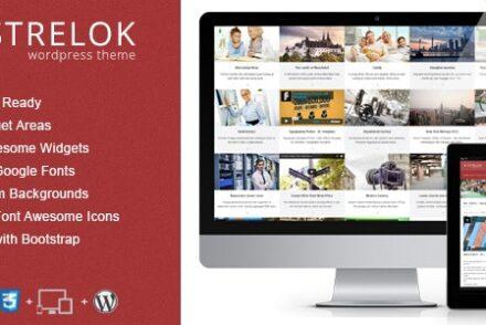 strelok retina responsive wordpress blog theme by colorthemewp 6041e2211b6e6
