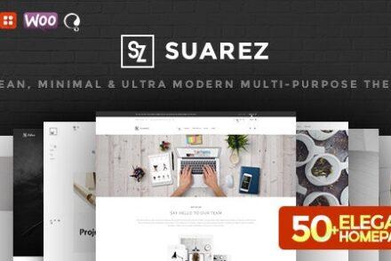 suarez clean minimal modern multi purpose wordpress theme by untheme 6041d54f9b84d