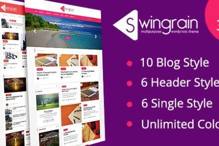 swingrain multipurpose wordpress theme by serayutheme 6042a868bb0b4