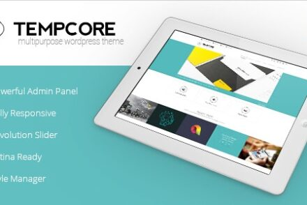 tempcore responsive wordpress theme by premiumlayers 6041dee6d7eab