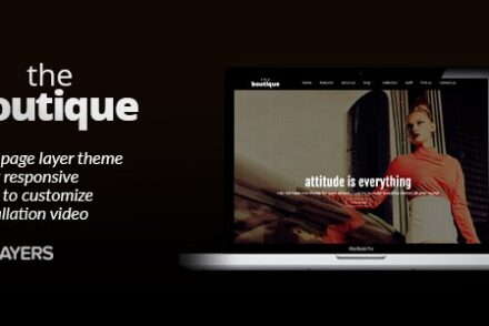 the boutique layers one page wordpress theme by touringxx 6042b7d0b82b0