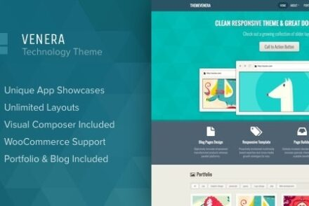 venera saas landing page and application showcase wordpress theme by osetin 6041e21403c83