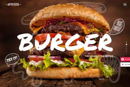 Burger Home – Appetito