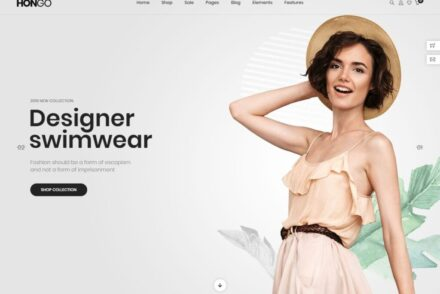 Fashion Designer WordPress Themes
