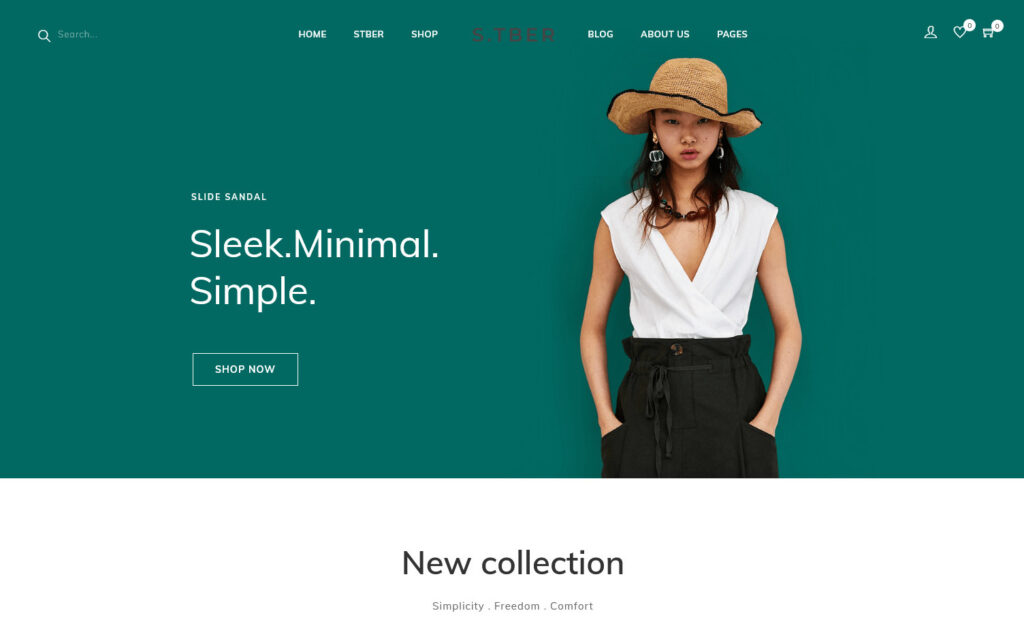 Stber – Multipurpose Woocommerce WordPress theme