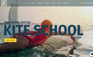 Werfy Surf Shop and Rental WordPress Theme