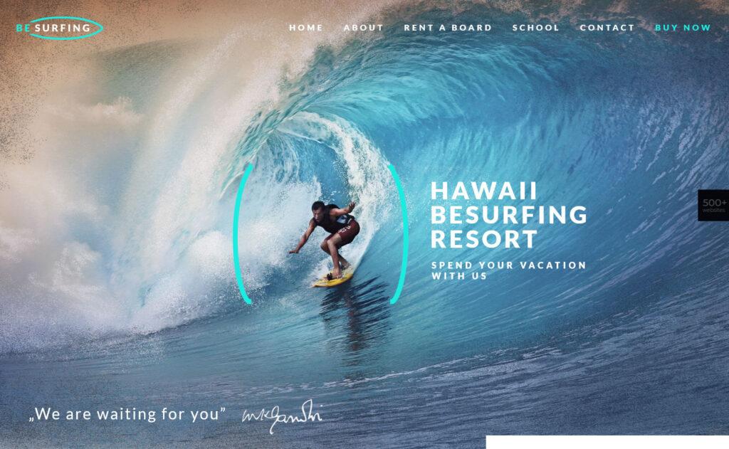 BeSurfing – BeTheme Surf Shop WordPress Themes