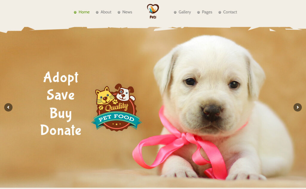 Pet World Dog Care Pet Shop