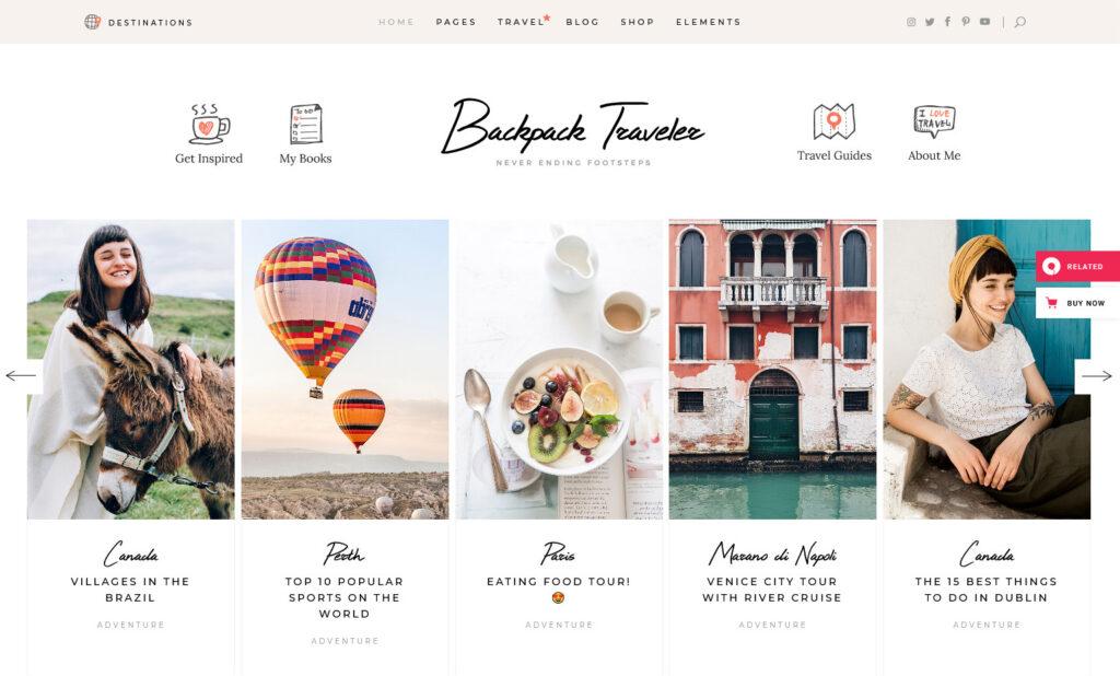 Backpack Traveler – Modern Travel Blog