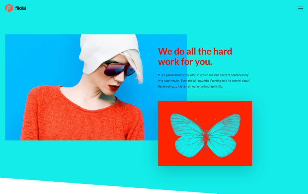 Fildisi Responsive Multi Purpose WordPress Theme Creative Agency