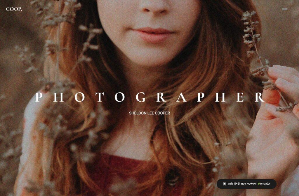Ronneby Powerful Graphics Portfolio WordPress Theme