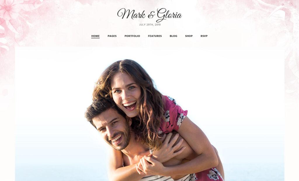 Wowedding – Wedding Oriented WordPress Theme