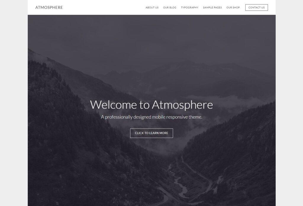 Personal Blog WordPress Themes